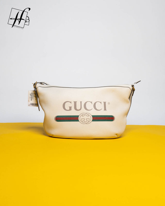 Gucci half-moon hobo