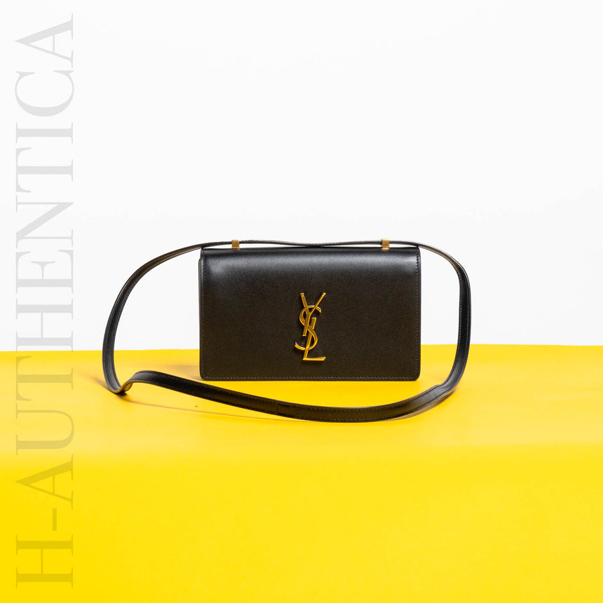 Saint Laurent Black Crossbody