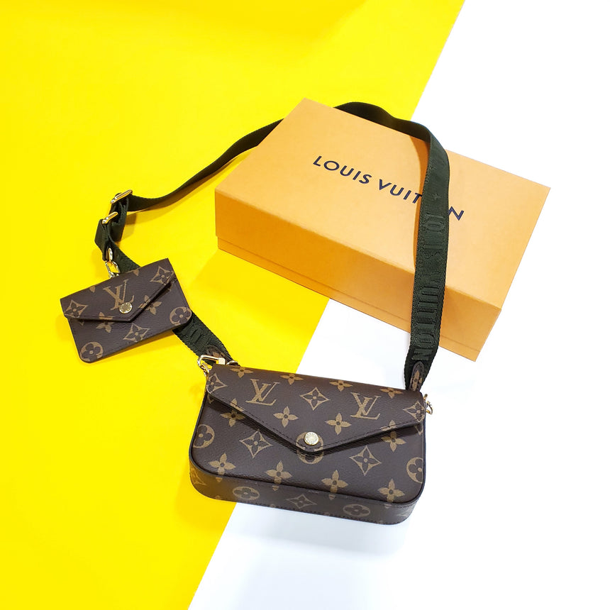 Louis Vuitton Felicie Strap & Go