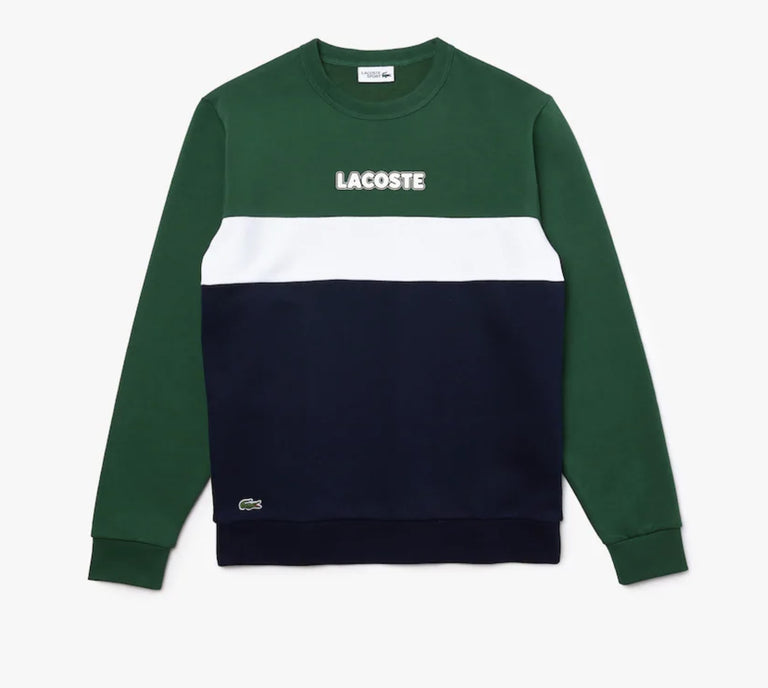 Men's Lacoste SPORT Crew Neck weatshirt