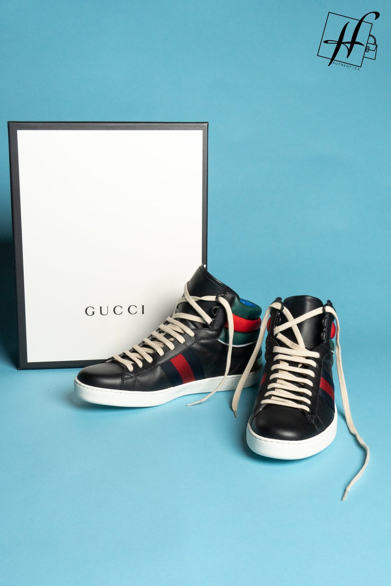 Gucci Ace high top