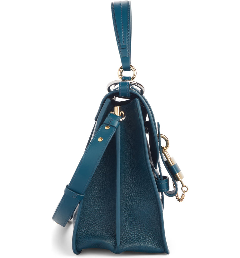 Chloé Aby Medium Leather Shoulder Bag
