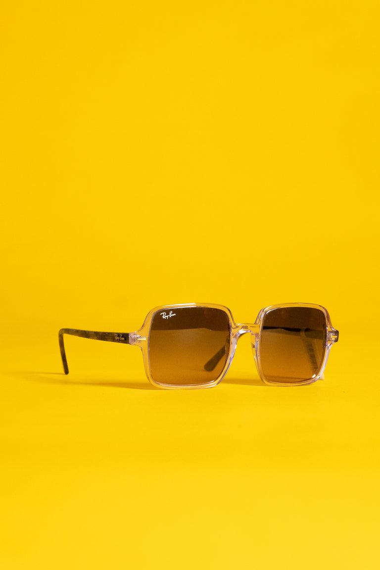 53mm Square Sunglasses RAY-BAN