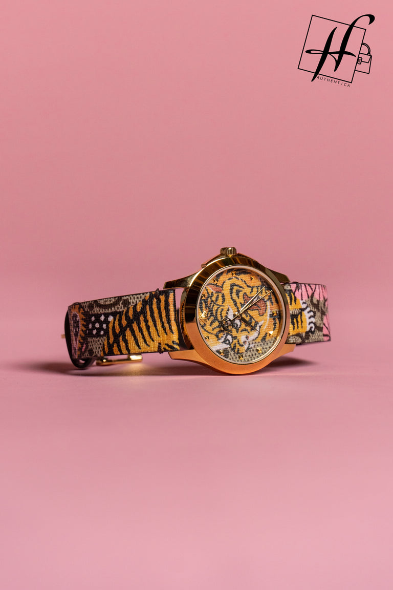 Gucci Bengal Watch