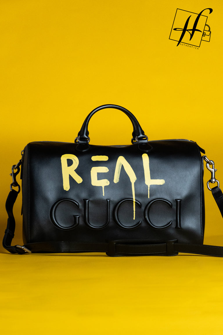 Gucci Ghost Duffel bag