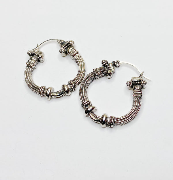 Birth of Venus Hoops