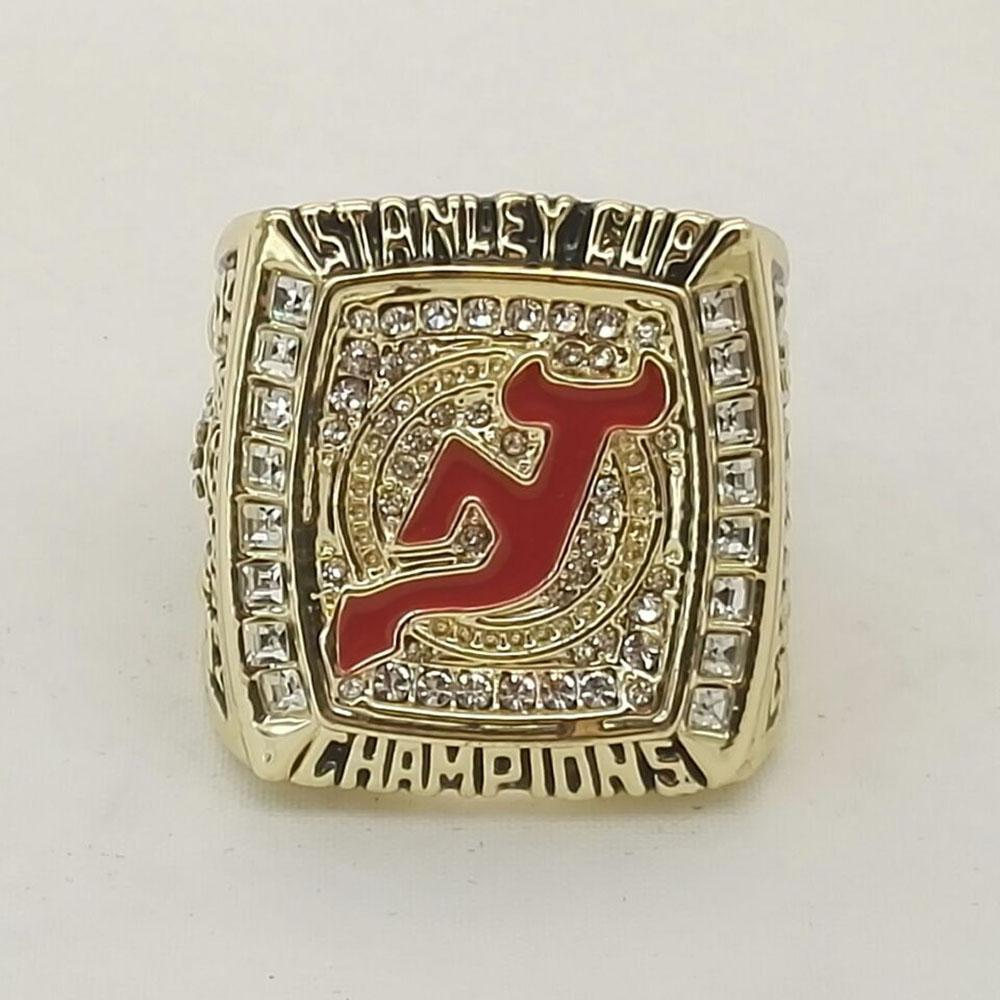 huge selection of ad4da 76e3a 2003 New Jersey Devils Stanley Cup Replica National Championship Ring
