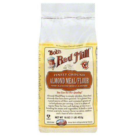 BOB'S RED MILL ALMOND FLOUR 16oz-monsieur marcel gourmet market