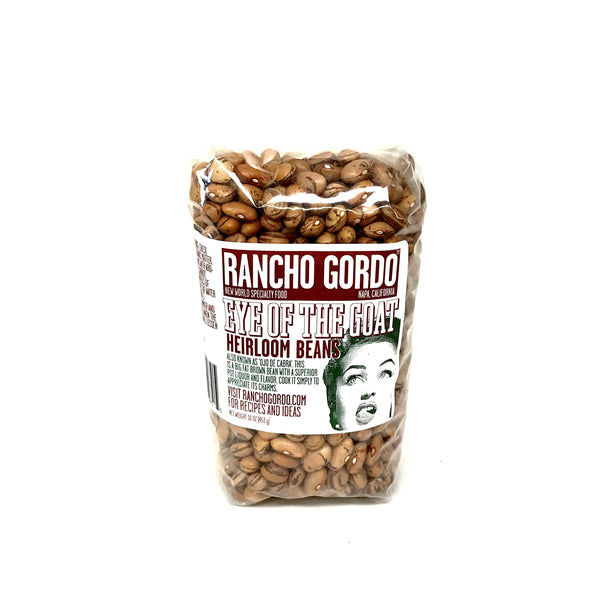 RANCHO GORDO EYE OF THE GOAT 16oz-monsieur marcel gourmet market