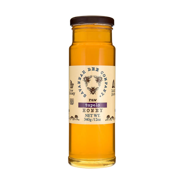 SAVANNAH BEE TUPELO HONEY 12oz-monsieur marcel gourmet market