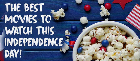 Celebrate the 4th of July with great patriotic movies!