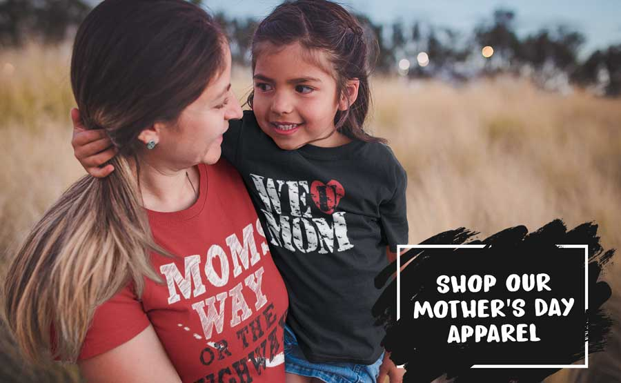 Mother's Day Apparel