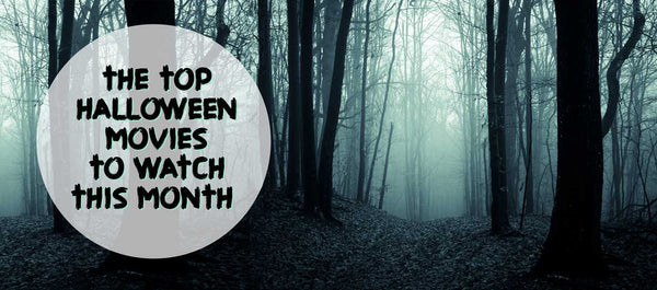 Halloween movies to watch this month