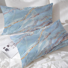 Load image into Gallery viewer, 2pcs Marble Pattern Pillowcase