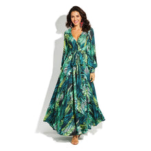 Load image into Gallery viewer, Boho Tropical Dress