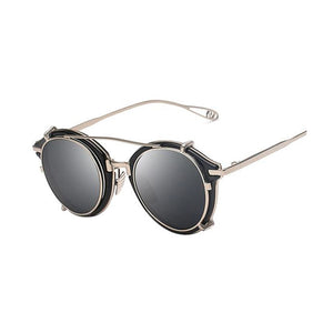 New Rounded Sunglasses