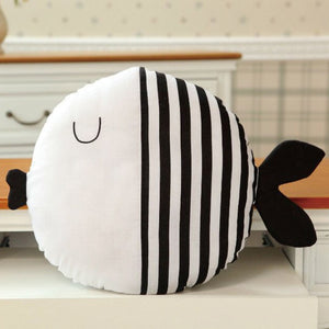 Fishy Baby Pillow