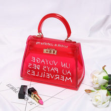 Load image into Gallery viewer, Merve Jelly Crossbody bag