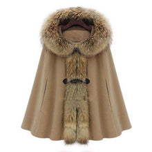 Load image into Gallery viewer, Winter Fur Batcoat