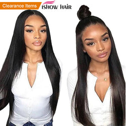 Brazilian Straight Pre-Plucked Human Hair Wigs For Black Women