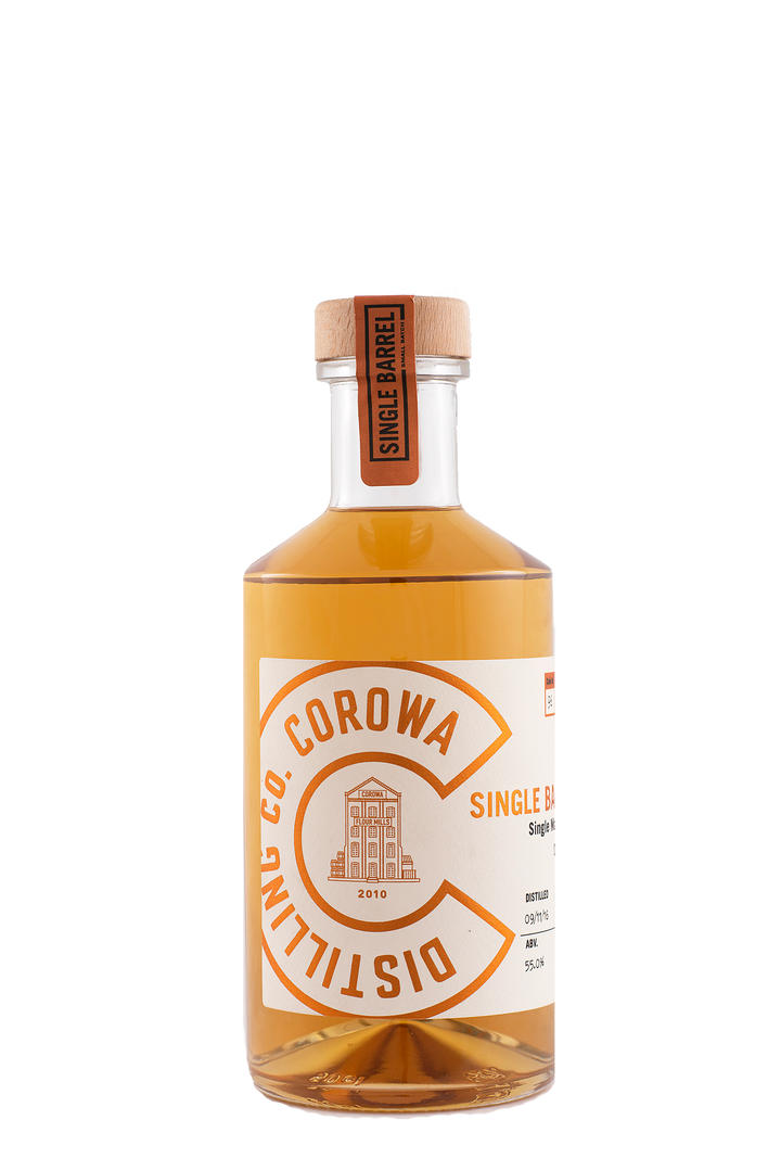 *NEW RELEASE*  Single Barrel Bourbon 55%