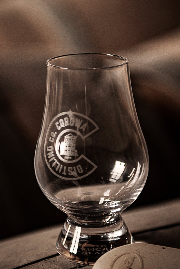 CDC - WHISKY GLASS