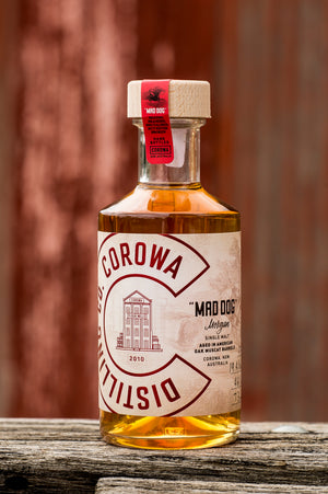 """Mad dog Morgan"" Muscat Cask 200ml 46%"