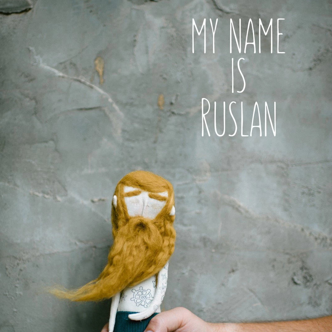 My name is Ruslan