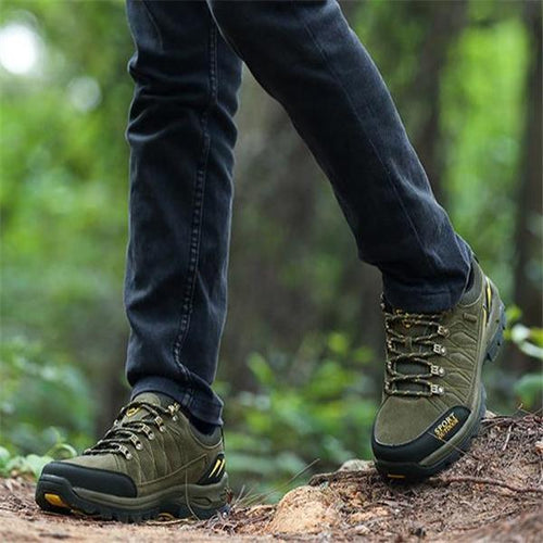 Fashion Casual New Arrival Color Block Men Sport Shoes