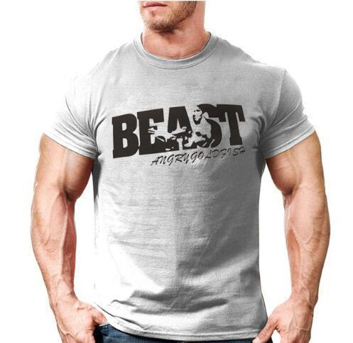 Men Cotton O-Neck T-Shirt