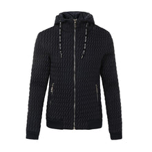 Load image into Gallery viewer, Winter Keep Warm  Lapel Plain Zipper Thicken Jacket