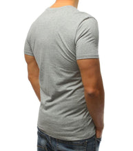 Load image into Gallery viewer, Men's Cotton Round Neck Print   Fashion Short-Sleeved T-Shirt