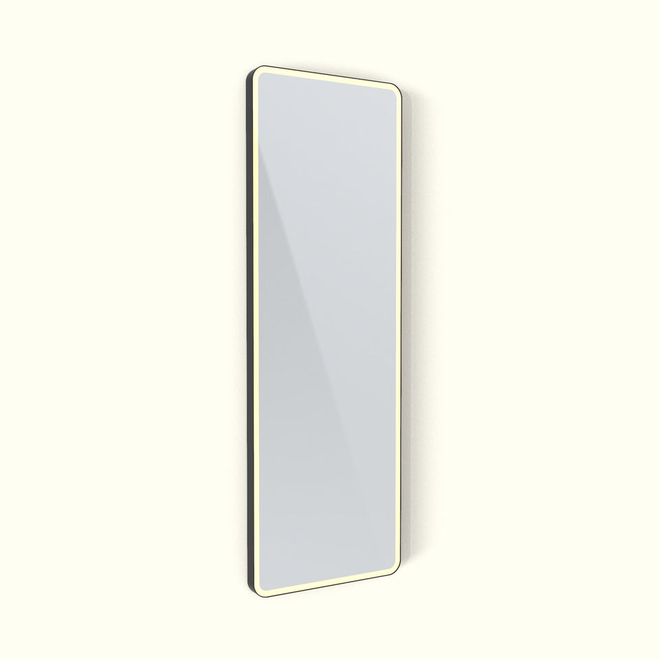 Deep Frame Soft Edge Mirrors - LED Frontlit