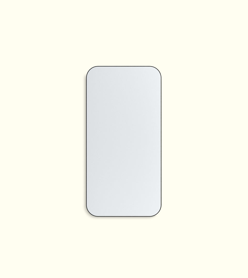 Classic Soft Edge Mirrors - LED Backlit