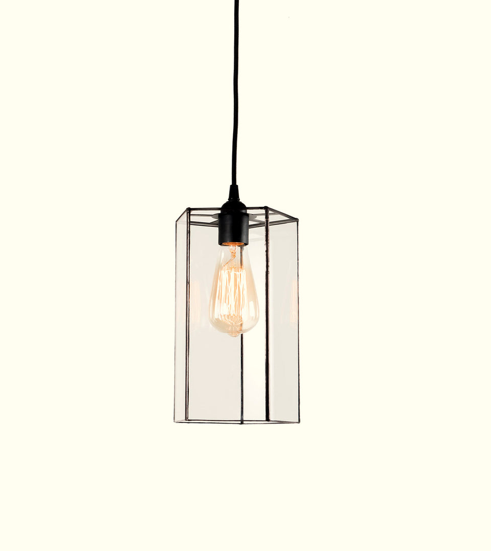 Column Glass Pendant