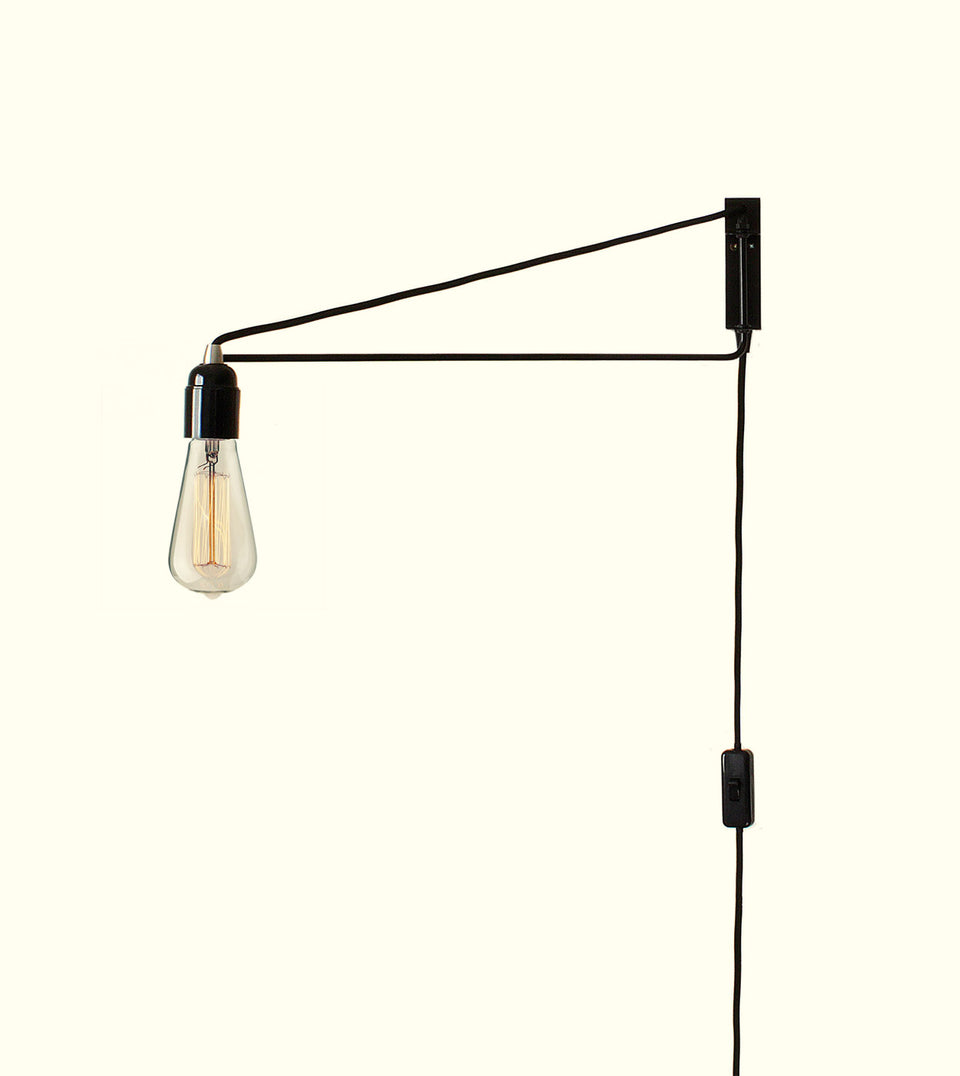 Hoist Wall Light