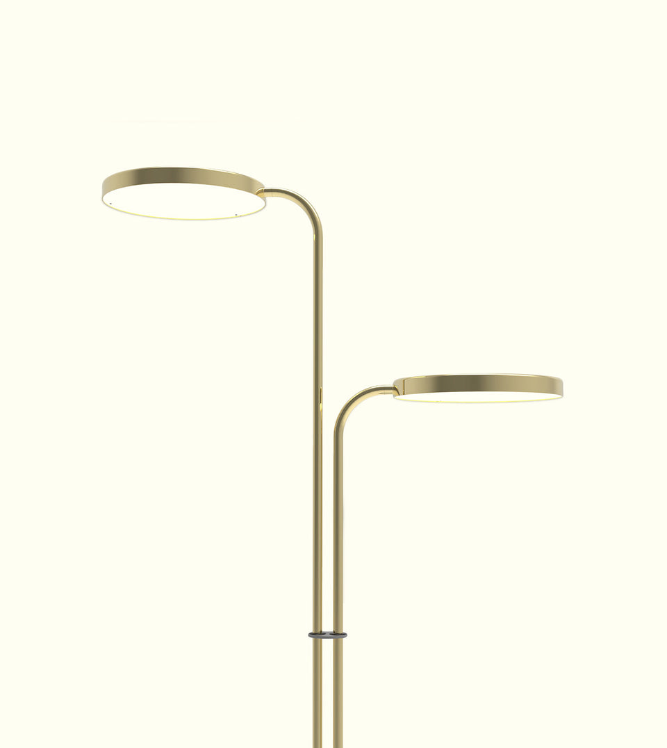 Poly Linear Standing Lamp