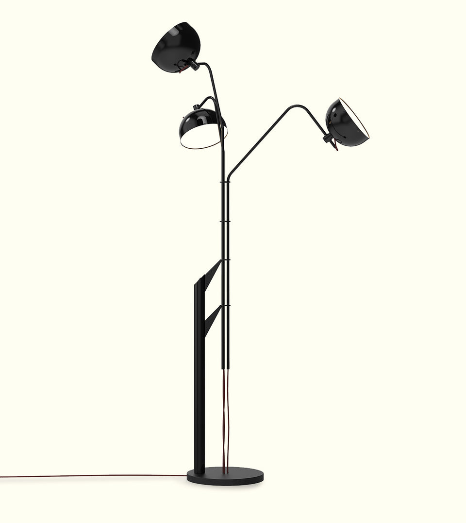 Orchid Standing Lamp