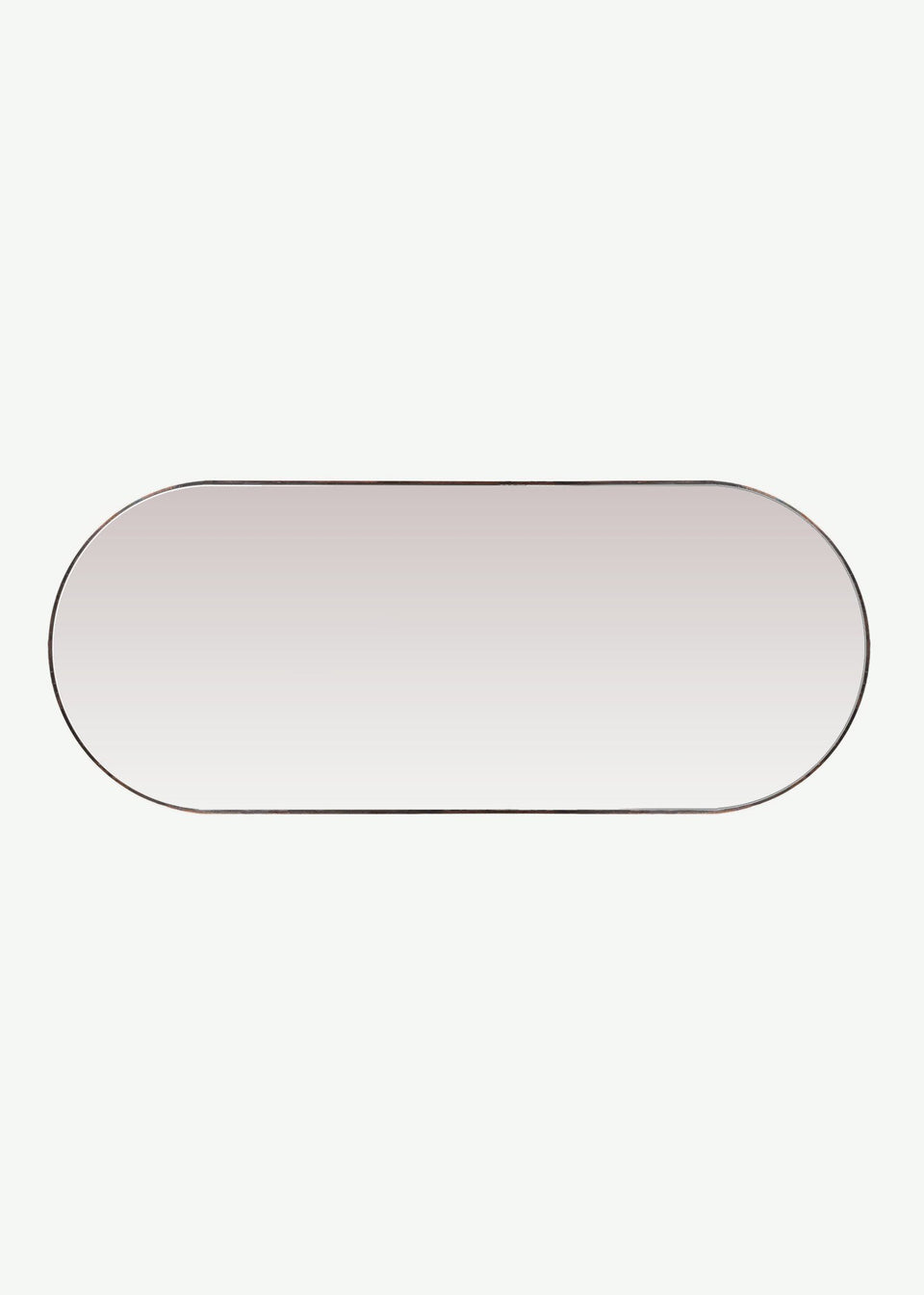 Classic Pill Mirrors - LED Backlit