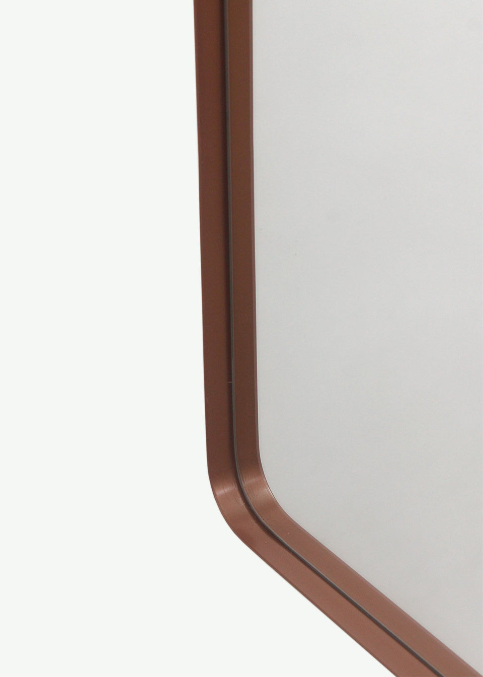Deep Frame Soft Edge Mirrors