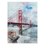 Golden Gate Bridge Journal