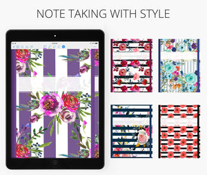 goodnotes cover, digital notebook cover, goodnotes notebook covers for ipad planner, digital bullet journal and digital planner