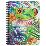 Tree Frog Notebook