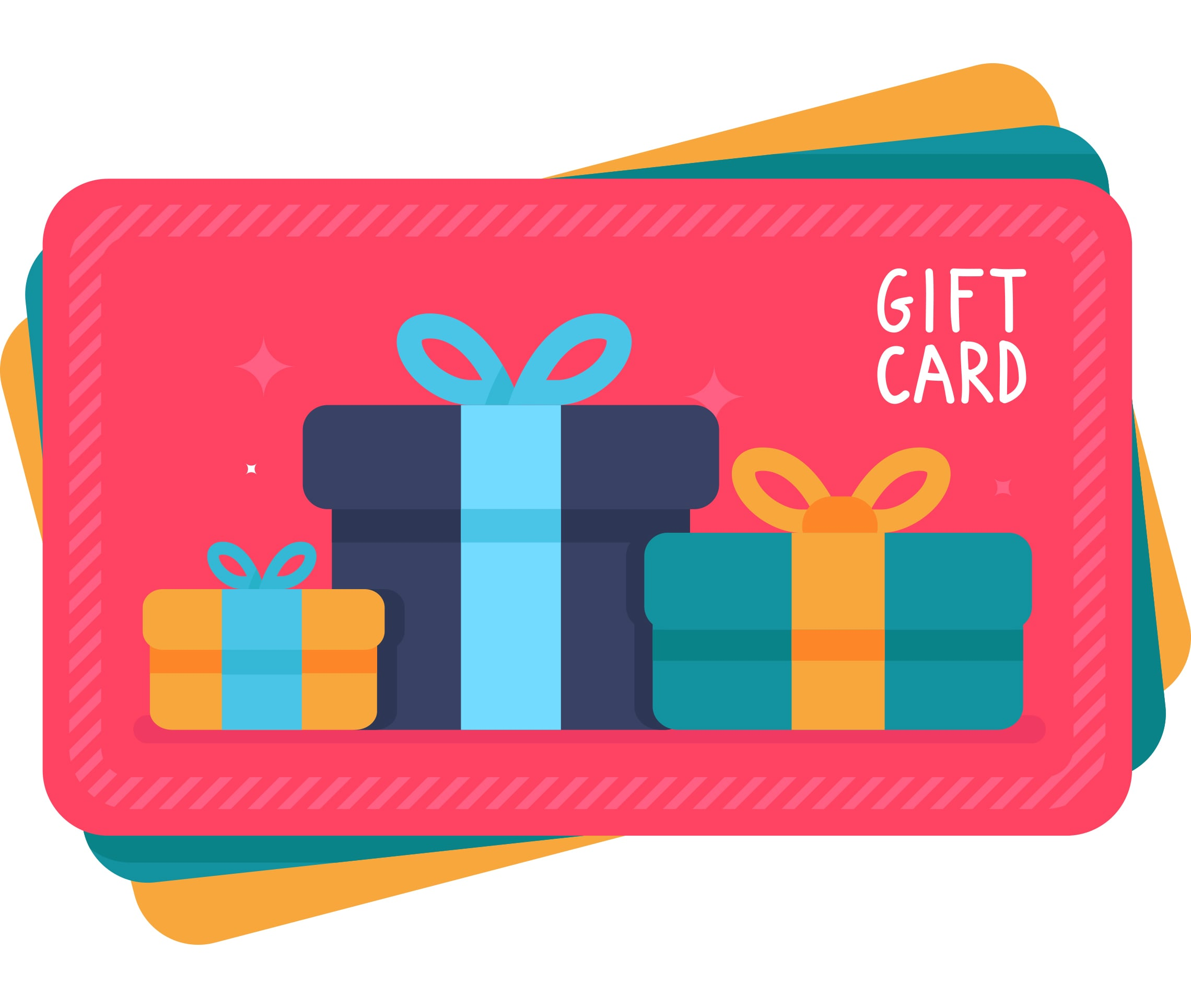 Store-wide Discount Gift Cards ($15, $25, $50)