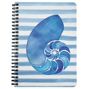 Nautilus Shell Notebook