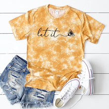 Load image into Gallery viewer, Let it bee Graphic tee