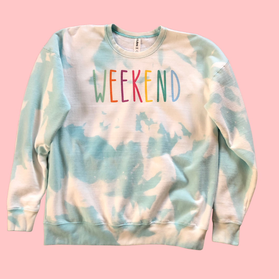 Cloud 9 Weekend Fleece Pullover Pink
