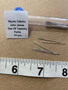 Needles for Cross Stitch