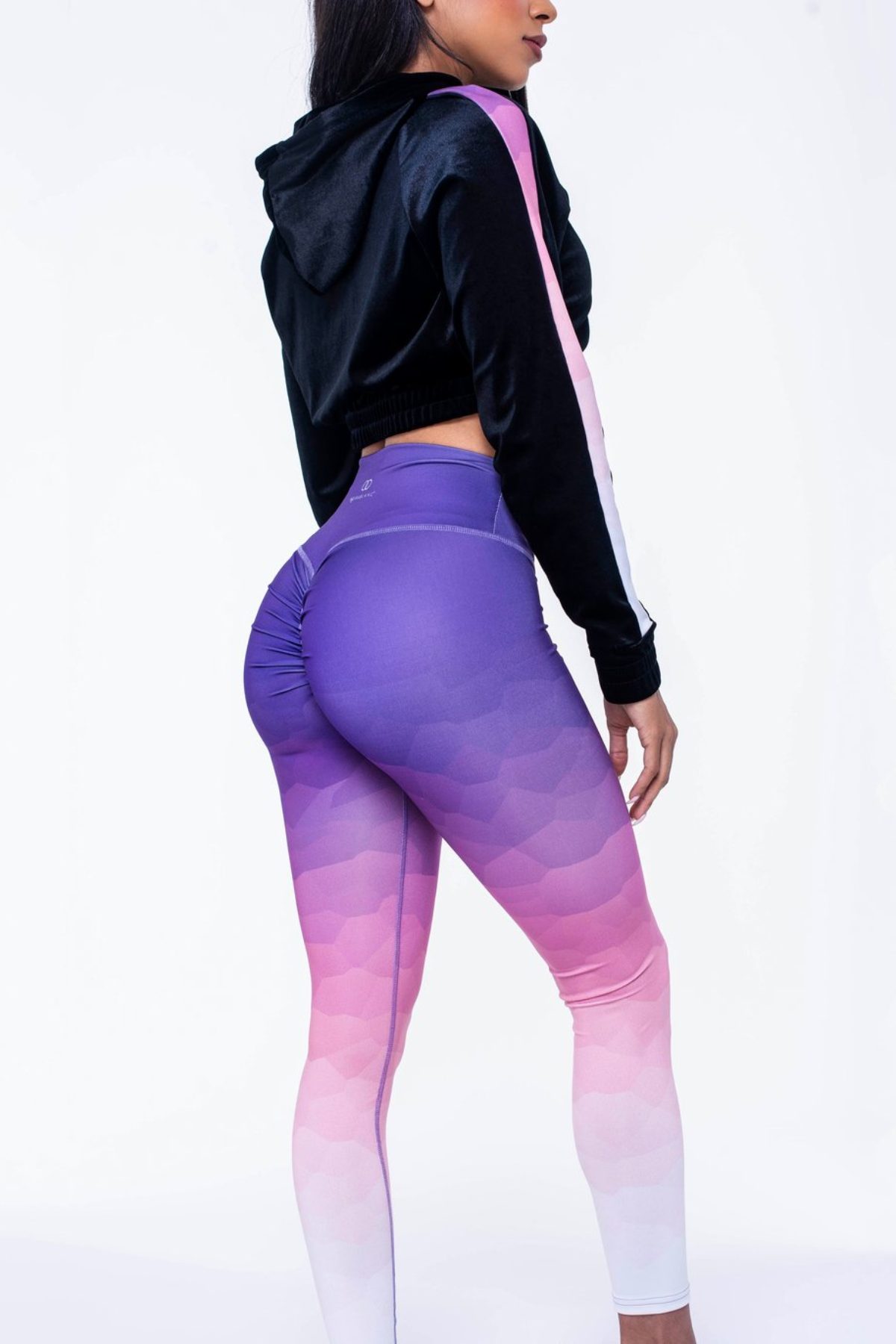 Valensole scrunch legging
