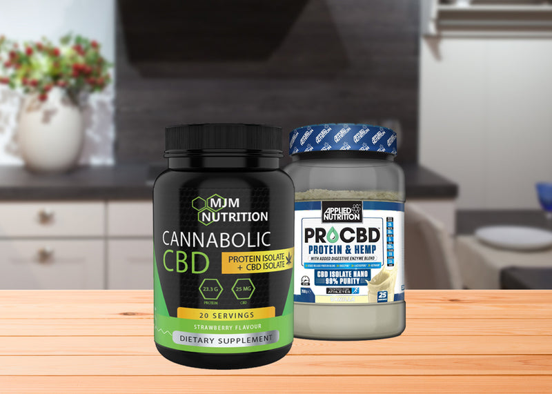 Can CBD Protein Kickstart Your Training?